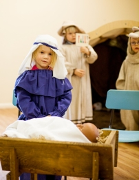 Reepham Nursery nativity 2016-10