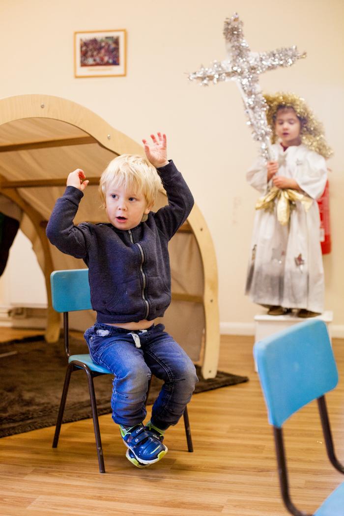 Reepham Nursery nativity 2016-22