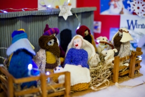Reepham Nursery nativity 2016-5