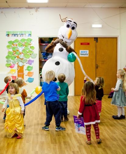 Reepham Nursery part 2 2016-15