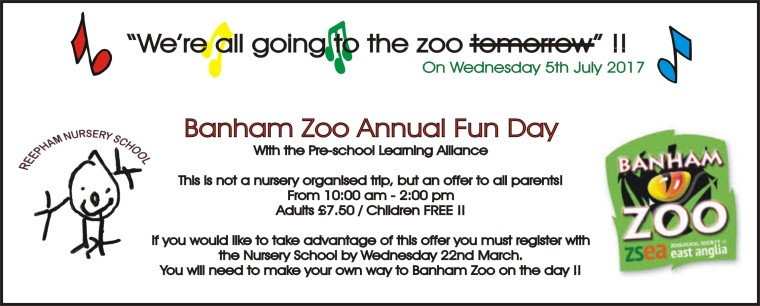 banham zoo offer 2017