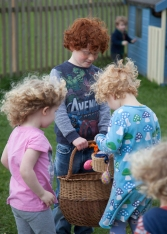 Easter Egg Hunt 2017 - 1