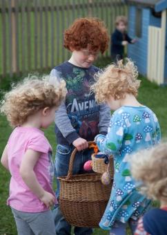 Easter Egg Hunt 2017 - 1