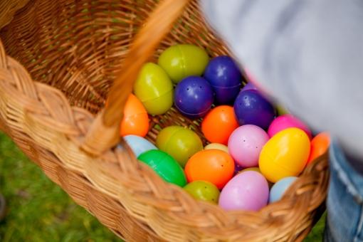Easter Egg Hunt 2017 - 2